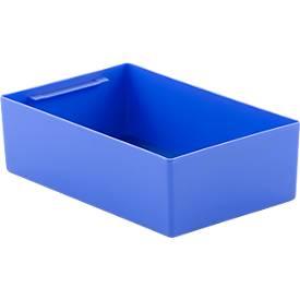 Einsatzkasten EK 6041, PP, blau oder grau