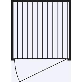 Einzel-Container SAFE TANK 200, 1420 x 1490 mm