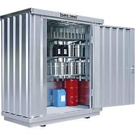 Einzel-Container SAFE TANK 300, 2100 x 1140 mm