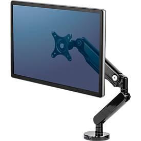 Einzel-Monitorarm Monitorhalterung Fellowes Platinum Series Schwarz bis 9kg und 30''