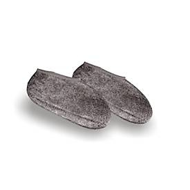 Einziehsocken, grau