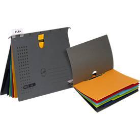 Elba chic® Organisationshefter ULTIMATE®, DIN A4-Format, 3er-Set