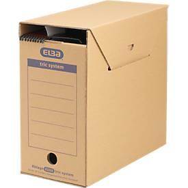 ELBA Hängemappen-Archiv tric system, 2 Größen, ...
