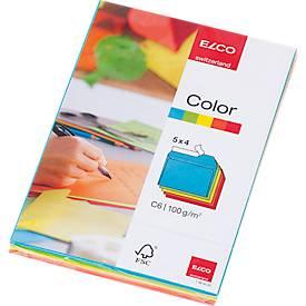 Elco Color Kuverts 5 Farben