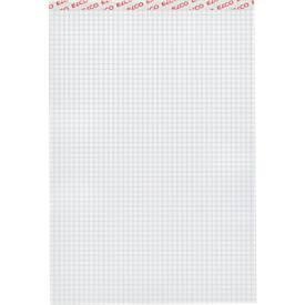 ELCO Notizblock, 5 mm kariert, DIN A4, 100 Blatt, weiß