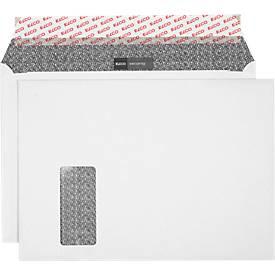 Elco Security Briefumschläge, C4, m. Fenster links, 120 g/m², 250 St.