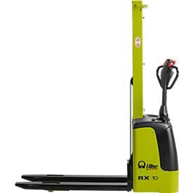 Elektro-Deichselstapler Pramac RX 10/09, Tragfähigkeit 1000 kg