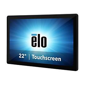 "Image of Elo I-Series 2.0 ESY22i3 - All-in-One (Komplettlösung) - Core i3 8100T 3.1 GHz - 8 GB - SSD 128 GB - LED 54.6 cm (21.5"")"