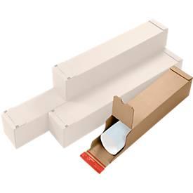 Emballage d'expédition de plans en carton ondulé