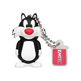 EMTEC Looney Tunes Episode 1 L101 Sylvester - USB-Flash-Laufwerk - 16 GB
