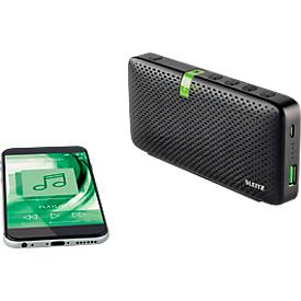 Enceinte de conférence portable Leitz Complete Bluetooth HD, noir