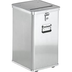Image of Entsorgungsbehälter aus LM, D1009, 80 Liter