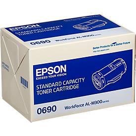 EPSON C13S050690 Tonerkassette schwarz