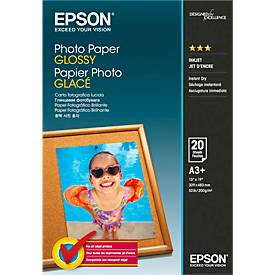 EPSON Fotopapier Photo Paper Glossy DIN A3+