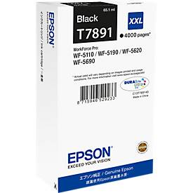 Epson inktpatroon T789140XXL, zwart
