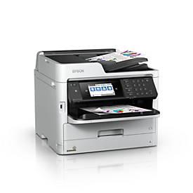 Epson Multifunktionsgerät WorkForce Pro WF-C5790DWF , 4-in-1 Tintenstrahldrucker
