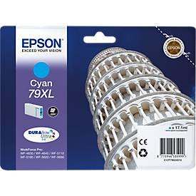 Epson Tintenpatrone C13T79024010 XL, cyan
