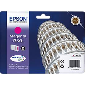 Epson Tintenpatrone C13T79034010 XL, magenta