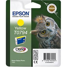 Epson Tintenpatrone T07944010 gelb