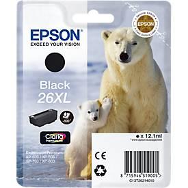 EPSON Tintenpatrone T2621XL schwarz