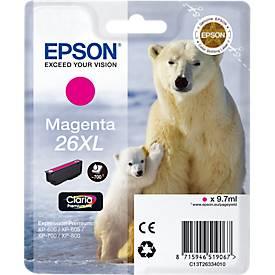 EPSON Tintenpatrone T2633XL magenta
