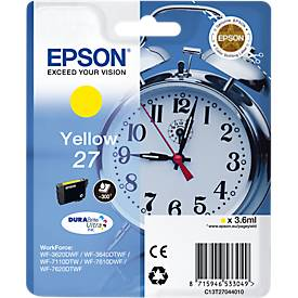 Epson Tintenpatrone T2704 gelb