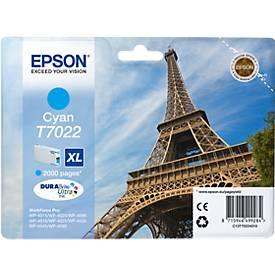 EPSON Tintenpatrone T70224010 XL cyan