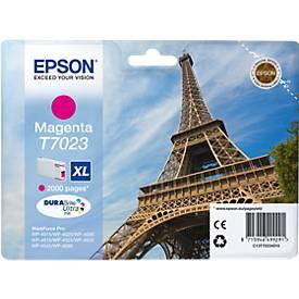 EPSON Tintenpatrone T70234010 XL magenta
