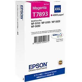 Epson Tintenpatrone T789340XXL magenta