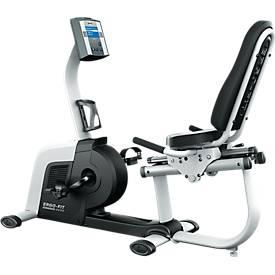 Ergo-Fit Ergo Recumbent 4000, Sitzfahrrad, hoher Trainingskomfort, Fitnessgerät