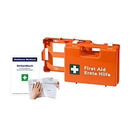 Erste-Hilfe-Koffer + Verbandbuch DIN A5 GRATIS