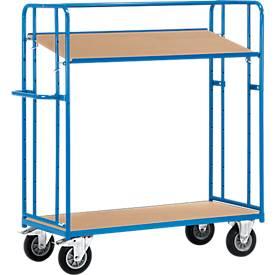 Etagenwagen mit 1 verstellbaren Boden