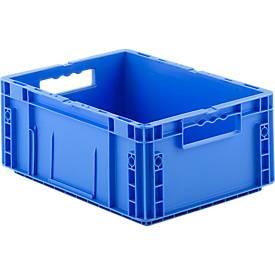 Euro Box Serie MF 4170, aus PP, Inhalt 14,6 L, Durchfassgriff