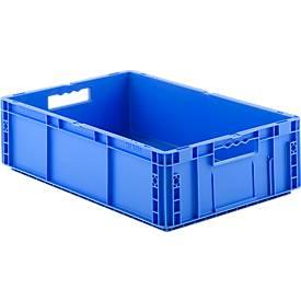 Euro Box Serie MF 6170, aus PP, Inhalt 30,8 L, Durchfassgriff
