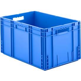 Euro Box Serie MF 6320, aus PP, Inhalt 62,3 L, Durchfassgriff