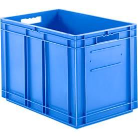 Euro-Fix-bakken EF 6420, blauw