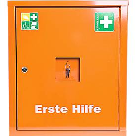 Eurosafe Industrie Norm ohne Inhalt, orange