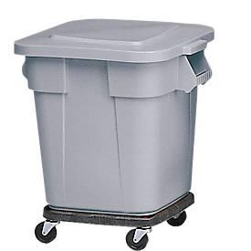 Fahrgestell für Brute-Container, eckig