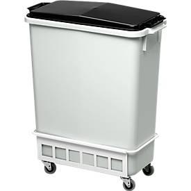 Fahrwagen für Sammelbehälter 60 Liter
