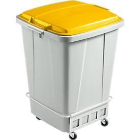 Fahrwagen für Sammelbehälter 90 Liter