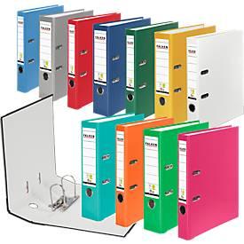 Falken PP-Color Ordner, DIN A4, Rückenbreite 50 mm oder 80 mm