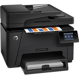 Farb-Multifunktionsgerät HP Color LaserJet Pro MFP M177fw