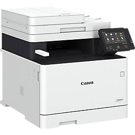 Farblaser-Multifunktionsgerät Canon i-SENSYS MF734Cdw, 4 in 1, USB/LAN/WLAN, Duplex, 27 S./min, bis A4