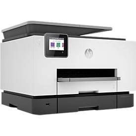 Farbtintenstrahl-Multifunktionsgerät HP OfficeJet Pro 9020, 4 in 1, netzwerkfähig, Duplex, bis A4