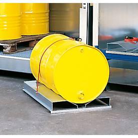 Fasspalette für Gefahrstoffdepot SAFE MASTER
