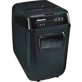 Fellowes® Aktenvernichter AutoMax 200C, Partikelschnitt 4 x 38