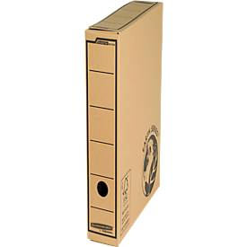 Fellowes Archivschachtel Bankers Box Earth, DIN A3, Wellpappe, 5 Stück