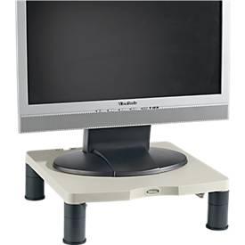 Fellowes® Monitorverhoging, grijs/antraciet