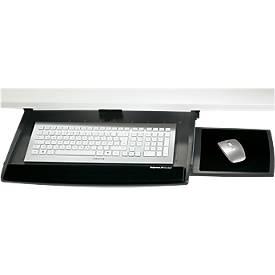 Fellowes® Tiroir à clavier réglable