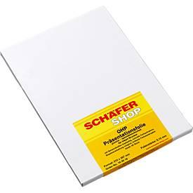 Feuilles de présentation OHP pour imprimante à jet d'encre de SCHÄFER SHOP